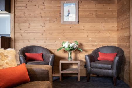 Location au ski Appartement 3 pièces 4 personnes - Chalet Altitude - Val Thorens - Fauteuil