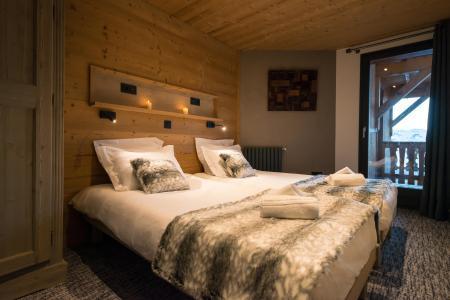 Location au ski Appartement 7 pièces 12-14 personnes - Chalet Altitude - Val Thorens - Chambre