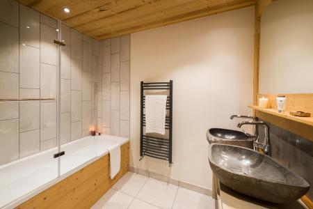 Location au ski Appartement 7 pièces 12-14 personnes - Chalet Altitude - Val Thorens - Salle de bains