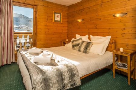 Location au ski Chalet Altitude - Val Thorens - Chambre