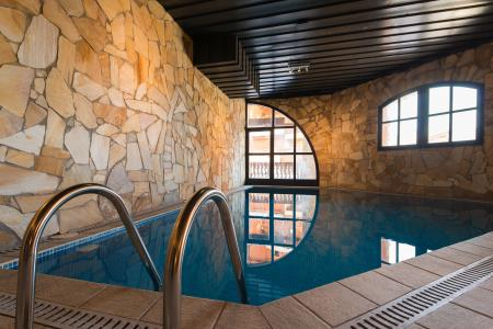 Location au ski Chalet Altitude - Val Thorens - Piscine