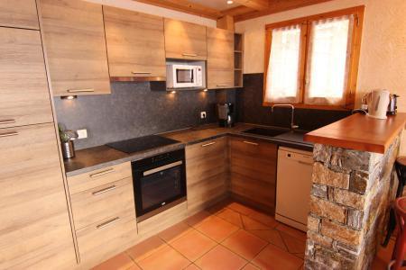 Location au ski Appartement 3 pièces 6 personnes (2) - Chalet Bouquetin - Val Thorens - Appartement