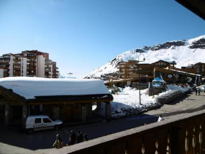 Location au ski Appartement 3 pièces cabine 6 personnes (02) - Chalet Les Trolles - Val Thorens