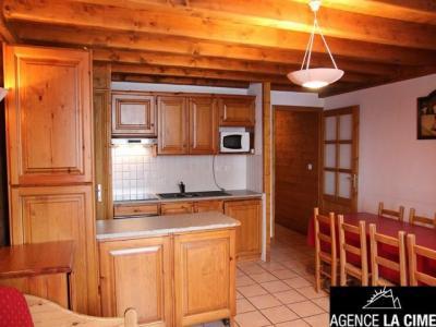 Location au ski Appartement 4 pièces 8 personnes (01) - Chalet Les Trolles - Val Thorens - Canapé