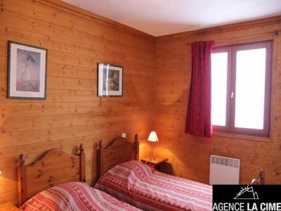 Location au ski Appartement 4 pièces 8 personnes (01) - Chalet Les Trolles - Val Thorens - Lit double