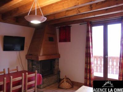 Location au ski Appartement 4 pièces 8 personnes (01) - Chalet Les Trolles - Val Thorens - Table