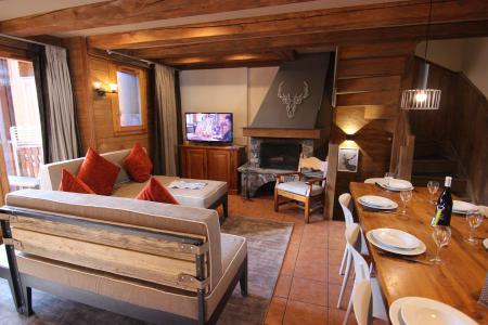 Location 10 personnes Appartement triplex 5 pièces 10 personnes (32) - Chalet Selaou