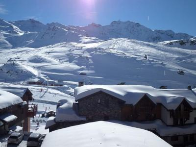 Location Val Thorens : Chalet Selaou hiver