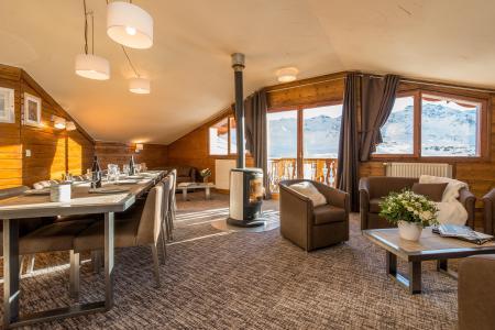 Location au ski Appartement 6 pièces 10-12 personnes (Grand Confort) - Chalet Val 2400 - Val Thorens