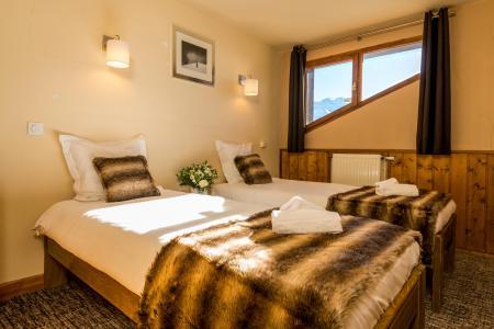 Location au ski Chalet Val 2400 - Val Thorens - Chambre