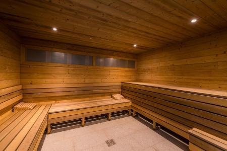 Location au ski Chalet Val 2400 - Val Thorens - Sauna