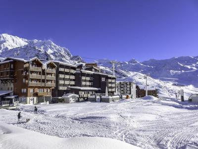Rent in ski resort 2 room apartment 5 people (2) - Eskival - Val Thorens - Apartment