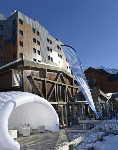 Soggiorno sugli sci Hôtel Club MMV les Arolles - Val Thorens - Esteriore inverno