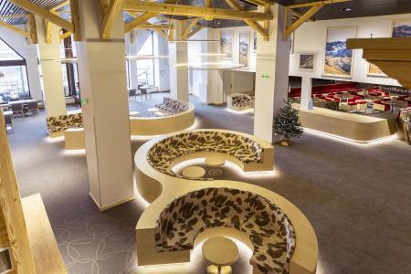 Soggiorno sugli sci Hôtel Club MMV les Arolles - Val Thorens - Reception