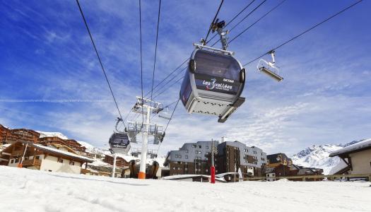 Ski en avril Hôtel Club MMV les Arolles