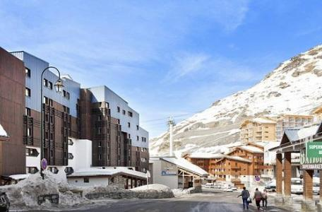 Location au ski Hotel Club Mmv Les Arolles - Val Thorens - Extérieur hiver