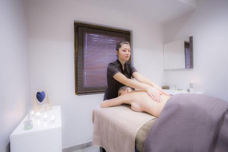 Location au ski Hotel Club Mmv Les Arolles - Val Thorens - Massage
