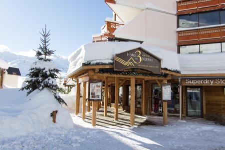 Ski en famille Hotel Des 3 Vallees
