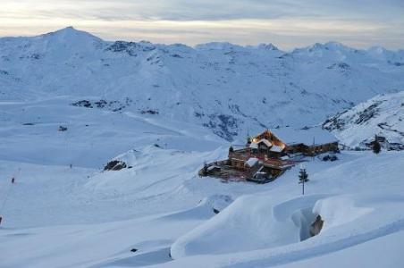 Location au ski Hotel Des 3 Vallees - Val Thorens - Extérieur hiver
