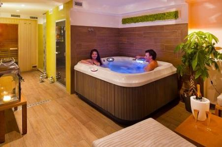 Location au ski Hotel Des 3 Vallees - Val Thorens - Jacuzzi