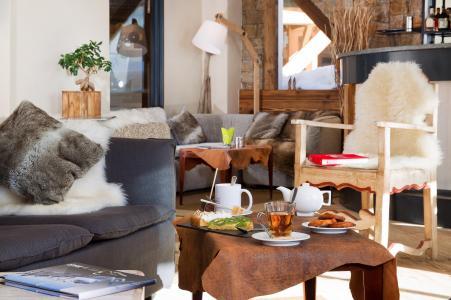 Location au ski Hotel Des 3 Vallees - Val Thorens - Intérieur