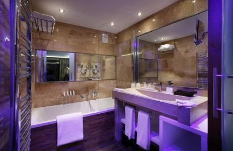 Location au ski Hotel Koh I Nor - Val Thorens - Salle de bains