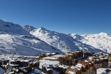 Location au ski Hotel Koh I Nor - Val Thorens - Plan