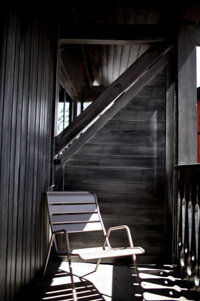 Location au ski Hotel Le Fitz Roy - Val Thorens - Balcon