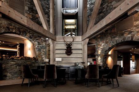 Location au ski Hotel Le Fitz Roy - Val Thorens - Réception