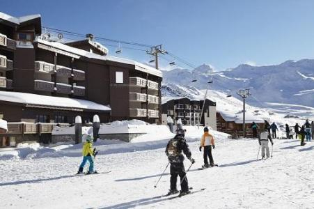 Rental Val Thorens : Hôtel le Val Thorens summer