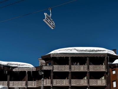Location au ski Hotel Le Val Thorens - Val Thorens - Extérieur hiver