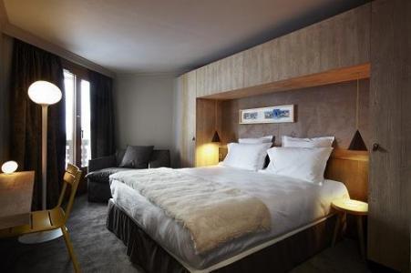 Location 2 personnes Chambre Confort Village (2 personnes) - Hotel Le Val Thorens