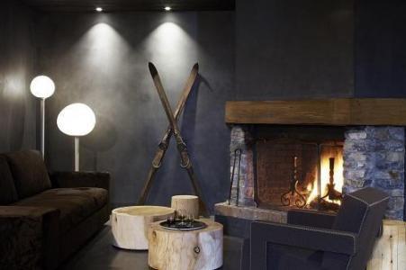 Location au ski Hotel Le Val Thorens - Val Thorens - Cheminée