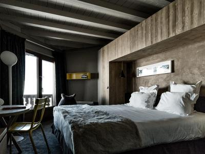 Location au ski Hotel Le Val Thorens - Val Thorens - Coin nuit