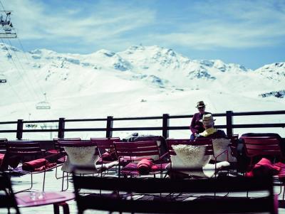 Location au ski Hotel Le Val Thorens - Val Thorens - Terrasse