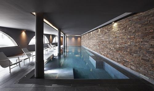 Location au ski Hotel Le Val Thorens - Val Thorens - Piscine