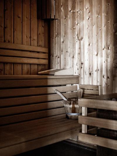 Location au ski Hotel Le Val Thorens - Val Thorens - Sauna