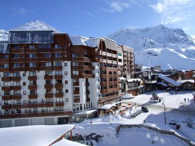 Vacances en montagne La Résidence Altineige - Val Thorens - Extérieur hiver