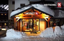 Location au ski La Résidence Altineige - Val Thorens - Plan