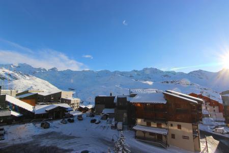 Vacances en montagne Appartement 2 pièces 4 personnes (609) - La Résidence Altineige - Val Thorens - Extérieur hiver
