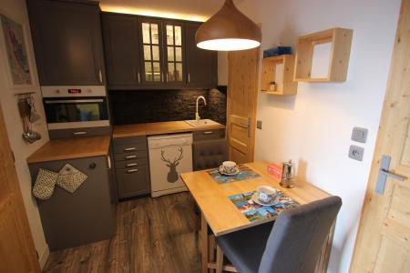Location au ski Appartement 2 pièces 3 personnes (502) - La Résidence Altineige - Val Thorens - Cuisine