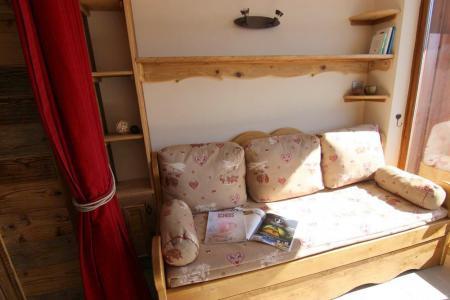 Location au ski Studio cabine 4 personnes (412) - La Résidence Altineige - Val Thorens - Kitchenette