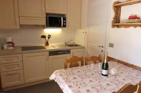 Location au ski Studio cabine 4 personnes (412) - La Residence Altineige - Val Thorens - Lavabo