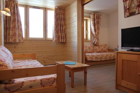 Аренда на лыжном курорте Апартаменты 2 комнат 4 чел. (403) - La Résidence l'Arcelle - Val Thorens