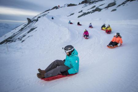 Аренда на лыжном курорте Квартира студия кабина для 3 чел. (214) - La Résidence l'Arcelle - Val Thorens