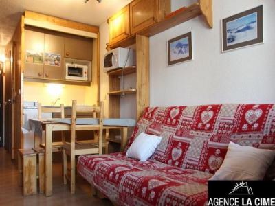 Location au ski Studio cabine 3 personnes (414) - La Residence L'arcelle - Val Thorens - Séjour
