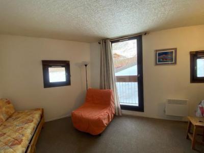 Location au ski Studio 2 personnes (113) - La Residence La Roche Blanche - Val Thorens - Kitchenette