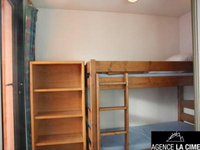 Location au ski Appartement 2 pièces 4 personnes (009) - La Residence Le Joker - Val Thorens - Lits superposés