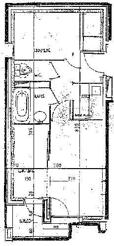 Location au ski Appartement 2 pièces 4 personnes (009) - La Residence Le Joker - Val Thorens - Plan