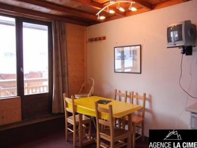 Location au ski Studio 4 personnes (303) - La Residence Le Lac Blanc - Val Thorens